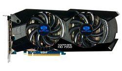 Dwie nowe karty graficzne Radeon HD 7950 od Sapphire