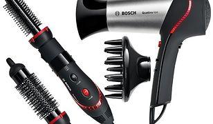 Bosch Quattro-Ion - zadbaj o swoje włosy jonami