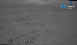Łazik księżycowy Yutu 2 przebył już ponad 271 metrów