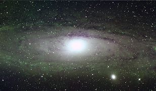 Na krańcach galaktyki znaleziono dziwne dziury