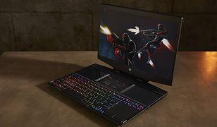 Jaki laptop do gier wybrać? HP Omen to jedna z najbardziej rozpoznawalnych serii gamingowych
