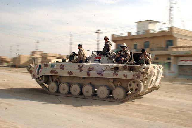 Władze Iraku rozpoczęły operację odbicia Tikritu z rąk dżihadystów