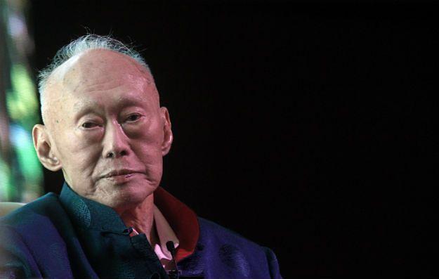 Nieprawdziwa wiadomość o śmierci Lee Kuana Yew