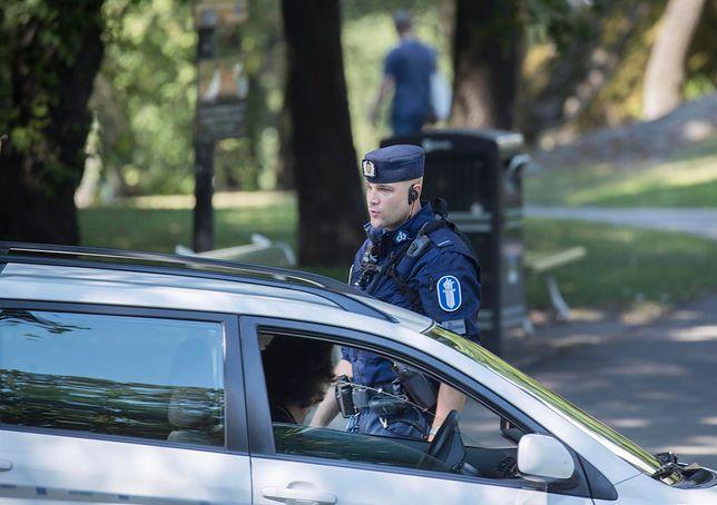 Finlandia. Do napaści doszło w Kuopio. Zdjęcie ilustracyjne