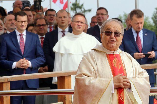 Radio Maryja postanowiło modlitwą wesprzeć rząd PiS