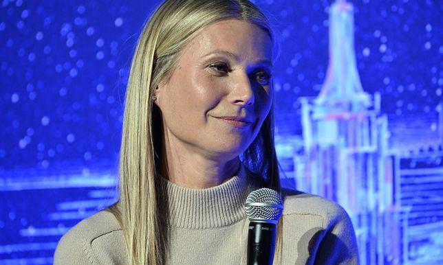 Gwyneth Paltrow w masce apeluje do fanów