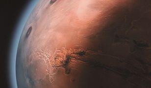 Mars - wizualizacja