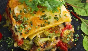 5 prostych przepisów na lasagne z warzywami