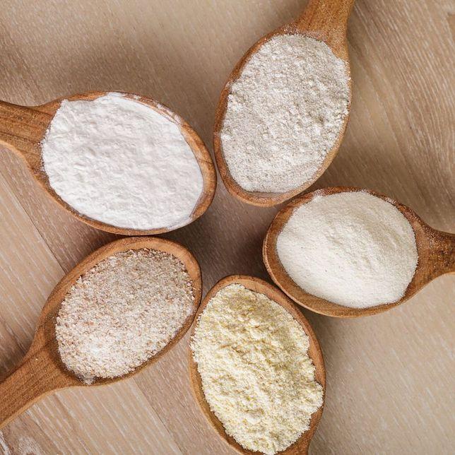 Alternatywy dla mąki pszennej