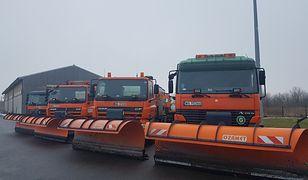 GDDKiA przygotowana na sezon zimowy. Na drogi wyjedzie 640 pługów i pługopiaskarek