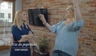 Kasia Bujakiewicz i Ela Romanowska na planie show