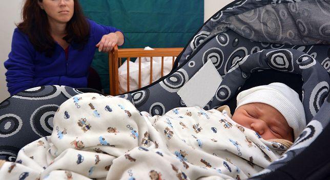 Kobieta zaczęła tyć, będąc w ciąży