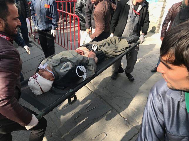 Silna eksplozja w Kabulu. Wiele ofiar