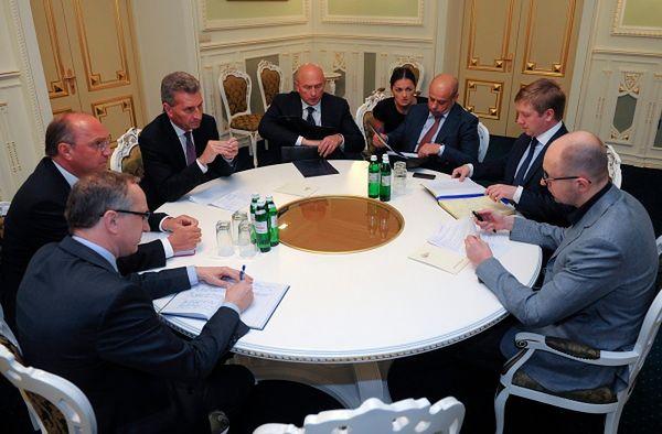 Gazprom potwierdza fiasko negocjacji z Ukrainą