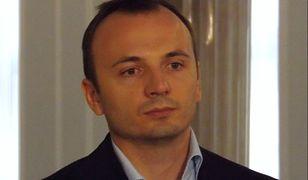 Łukasz Gibała kandyduje na prezydenta Krakowa w wyborach samorządowych 2018