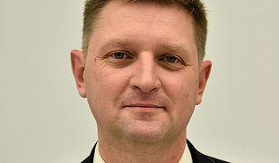 Andrzej Rozenek w wyborach samorządowych 2018 kandyduje z ramienia SLD