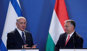 Viktor Orban będzie negocjował z premierem Netanjahu