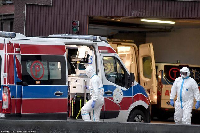 Koronawirus w Polsce. Wiceminister zdrowia Waldemar Kraska odpowiadał na pytania dziennikarzy