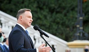 Miażdżący sondaż WP. Andrzej Duda zaniepokojony? Rzecznik ucina dyskusję