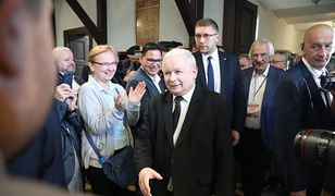 Koronawirus wstrzymuje kongres PiS. Jarosław Kaczyński musi poczekać