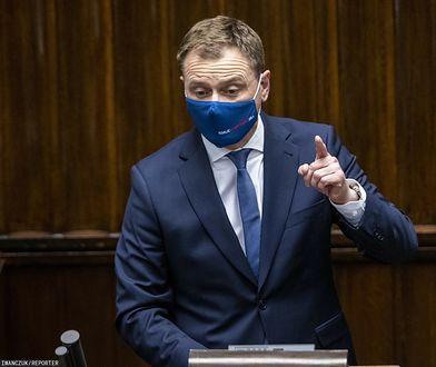 """Sławomir Nitras starci immunitet? """"Nie boję się Ziobry"""""""