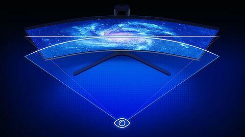 Xiaomi Mi Surface Display, czyli efektowny debiut na rynku monitorów dla graczy