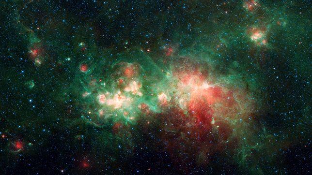 Kosmos - wizualizacja