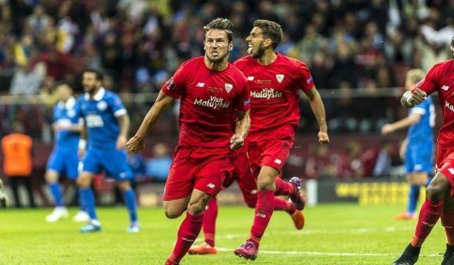 Sevilla zwycięzcą Ligi Europy! Polak jednym z bohaterów meczu