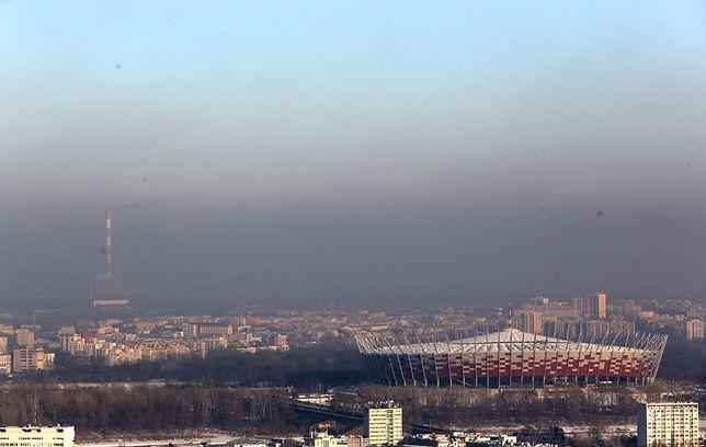 Smog. Normy przekroczone nawet o kilkaset procent