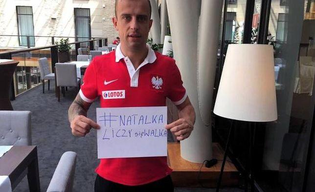 Zagrają dla chorej Natalii ze Słupska. W akcję włączyli się Kamil Grosicki i Adam Nawałka