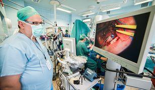 Operacja guza mózgu