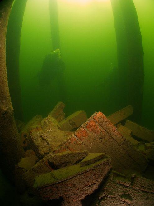 Jezioro pełne torped w Polsce. Nurkowie sprawdzą, co kryje się na dnie