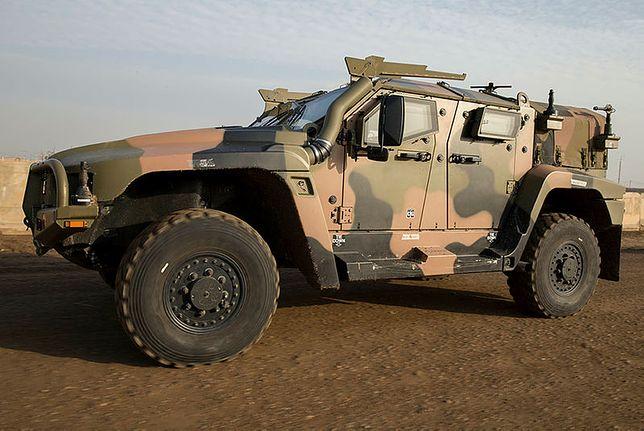 Wóz bojowy proponowany Polsce na testach w Iraku