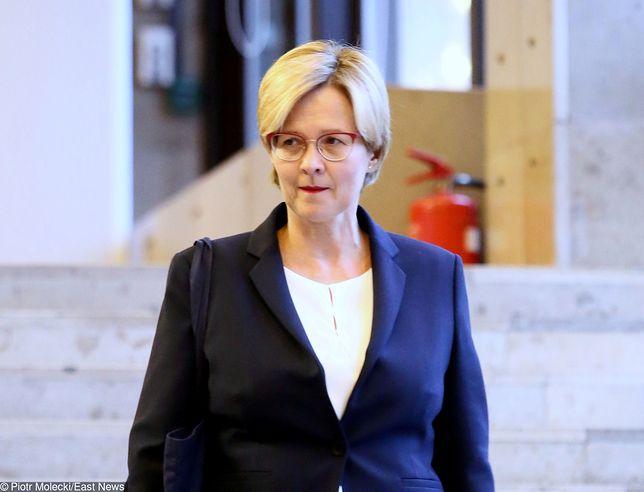 Senat nie wybrał Agnieszki Dudzińskiej na stanowisko Rzecznika Praw Dziecka