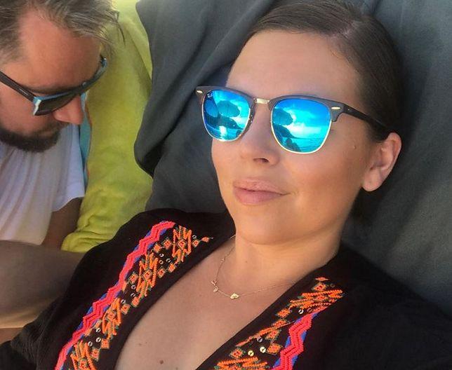 Ola Kwaśniewska skomentowała plotki o ciąży
