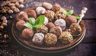 Pyszne, domowe czekoladki na Dzień Matki