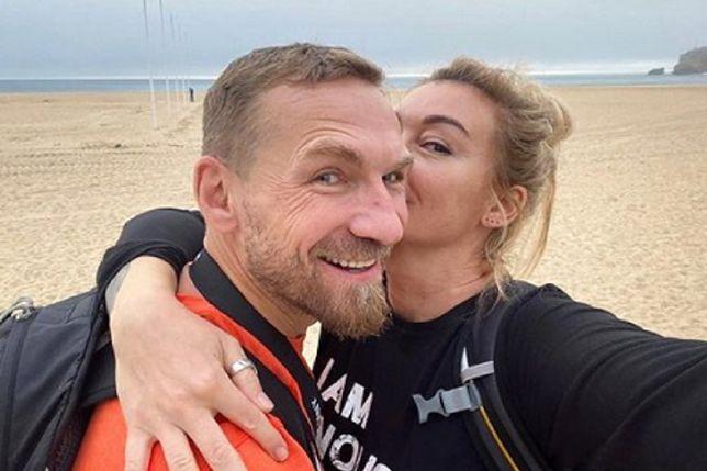 Martyna i Przemek w podróży przedślubnej