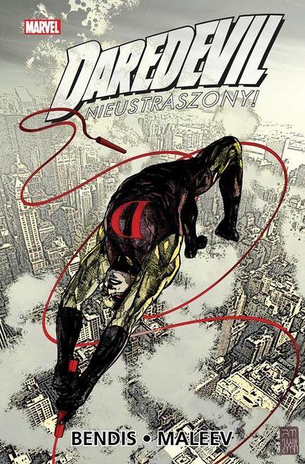 """""""Daredevil - Nieustraszony!"""", tom 3: Diabeł z Hell's Kitchen atakuje po raz trzeci"""