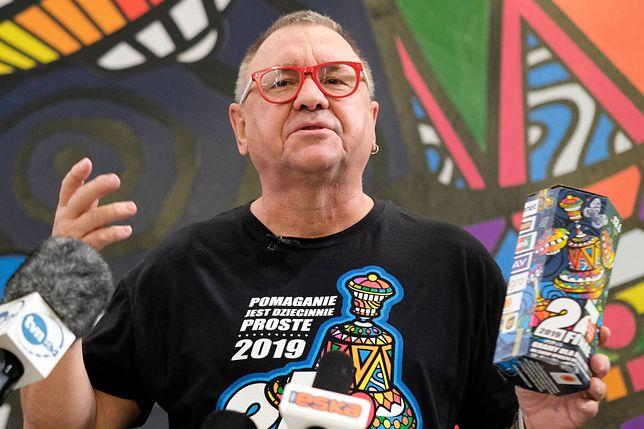 Jerzy Owsiak twierdzi, że karykaturalne wideo bardzo go zabolało