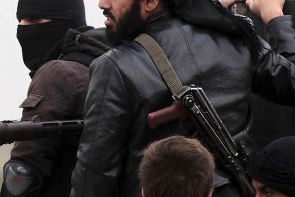Syryjscy dżihadyści