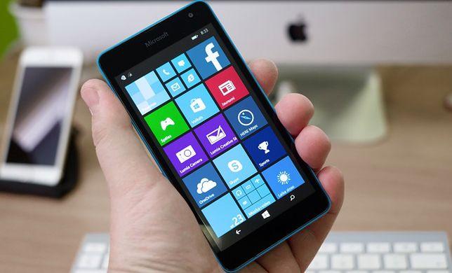 Microsoft odwraca się od urządzeń mobilnych