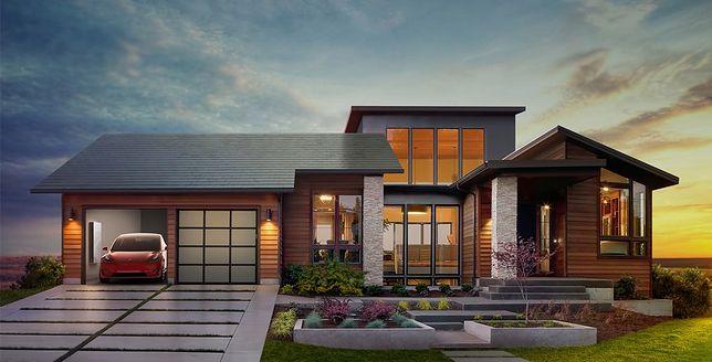 Panele słoneczne jak zwykłe dachówki. Świetny pomysł firmy Elona Muska