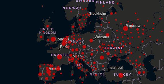 WHO: w Europie narasta apatia i zmęczenie pandemią koronawirusa