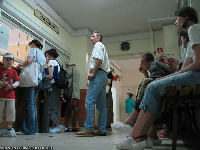 Rządowa usługa wyśle Polaków do lekarza