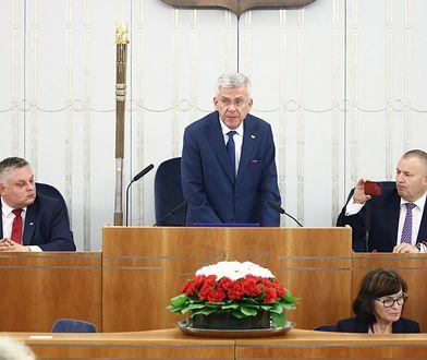 """Jankowski: """"Karczewski bez marszałka Senatu? PiS jest gotowe go poświęcić"""" (Opinia)"""