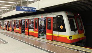 Warszawa: będzie projekt dwóch nowych stacji metra. Rafał Trzaskowski podpisał umowę