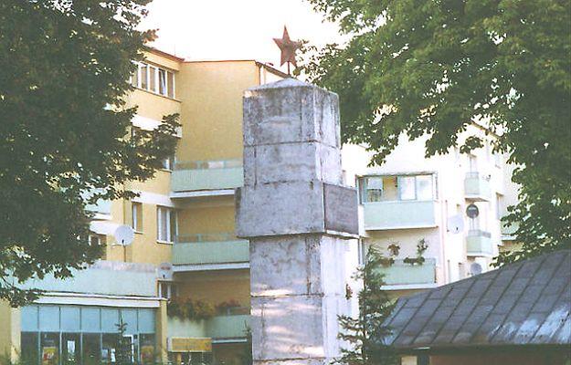 Pomnik ku czci żołnierzy Armii Radzieckiej w Sławnie