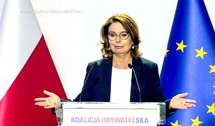 Kidawa-Błońska do kandydatów opozycji: zapraszam na videokonferencję