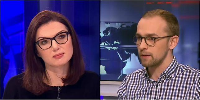 """Kamil Sikora był gościem programu """"Nie ma żartów""""."""