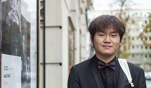 Hao Rao, 17-letni pianista z Chin, jest jednym z faworytów tegorocznego Konkursu Chopinowskiego